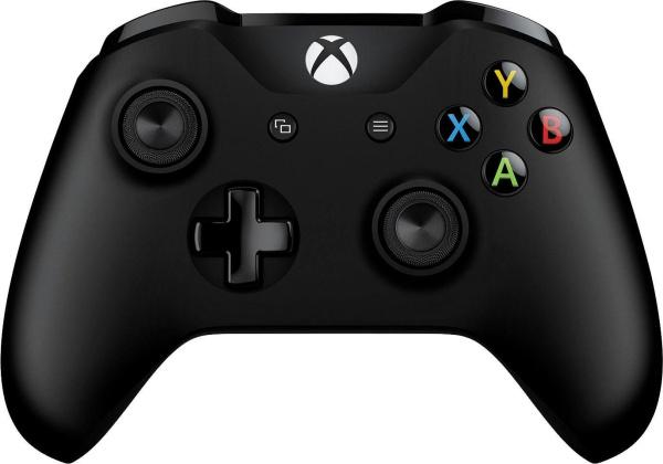 "MICROSOFT Controller ""Xbox Wireless Controller"" (schwarz)"