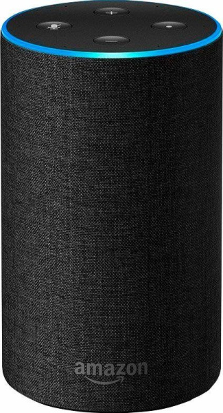 "AMAZON Smart Speaker ""Echo"" (2. Generation, Wifi, Bluetooth, Sprachsteuerung, Multiroom)"