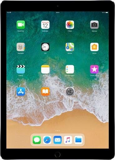 "APPLE Tablet ""iPad Pro"" (12,9 Zoll, 512 GB, grau, 2017)"