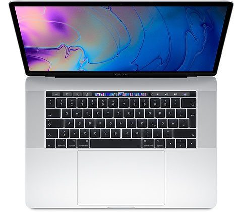 "APPLE Notebook ""MacBook Pro"" (15 Zoll, i9,  Pro 560X,  Touch Bar, 16 GB RAM, 512 GB SSD, 2019)"