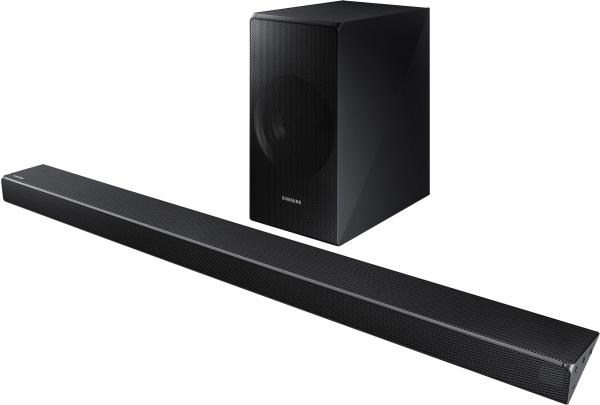 """SAMSUNG Soundbar """"HW-N650/ZG 5.1"""" (360W, USB, Bluetooth)"""