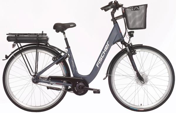 "FISCHER City E-Bike ""ECU 1802"" (Damen, 28 Zoll, RH 44, 7 Gänge)"