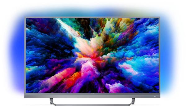 "PHILIPS Fernseher ""49PUS7503/12"" (49 Zoll, 4K Ultra HD, Smart-TV, USB-Recording)"