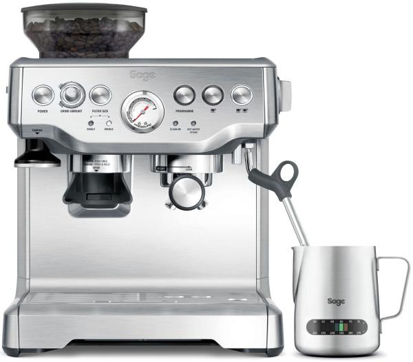"""SAGE Espressomaschine """"The Barista Express SES875BSS2EEU1A"""""""