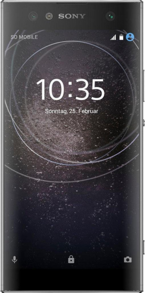 "SONY Smartphone ""Xperia XA2 Ultra"" (6 Zoll, 32 GB, Android, LTE, schwarz, 2018)"