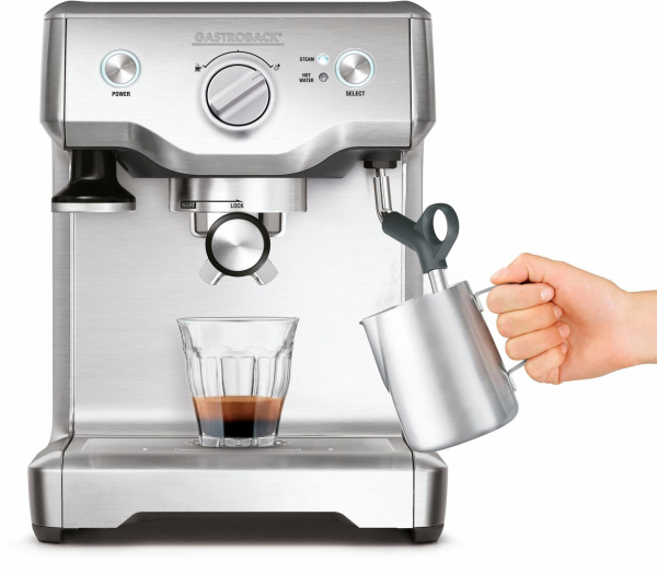 "GASTROBACK Espressomaschine ""Advanced S 42609"" (1750 W, 15 Bar)"