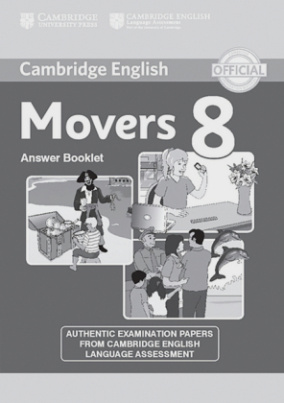 Answer Booklet