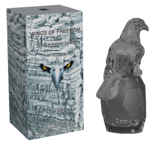 Wings of Freedom Black Eau de Parfum für Ihn