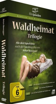 Filmjuwelen: Waldheimat Trilogie - Alle drei Spielfilme