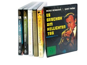 Heinz Rühmann Filmklassiker 6er-Set