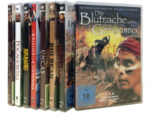 Unsere schönsten Indianerfilme 8er-Set