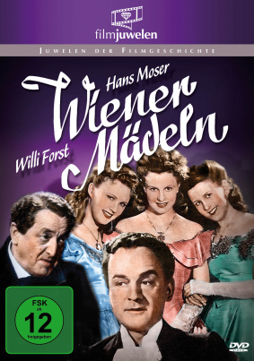 Filmjuwelen: Wiener Mädeln