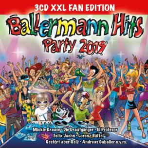 Ballermann Hits Party 2019 XXL