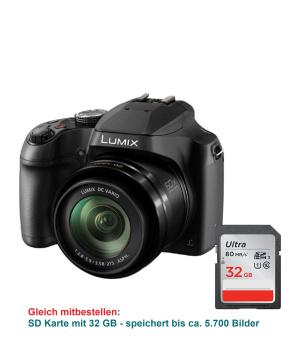 LUMIX Digitalkamera Panasonic