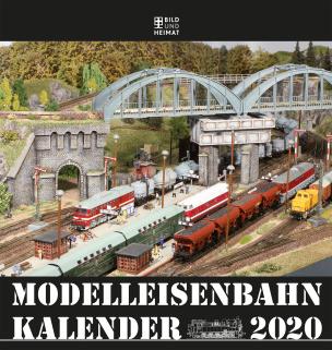 Modelleisenbahnkalender 2020