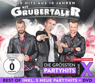 Das Beste aus 10 Jahren Party-Vol. X Deluxe