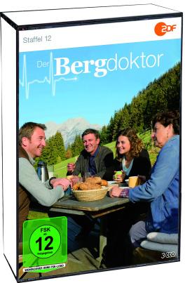 Der Bergdoktor - Staffel 12
