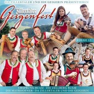 Zillertaler Geigenfest-Folge 12