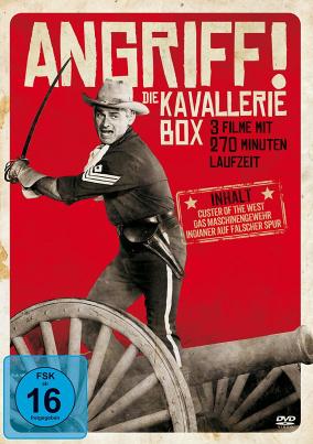 Angriff! - Die Kavallerie Box