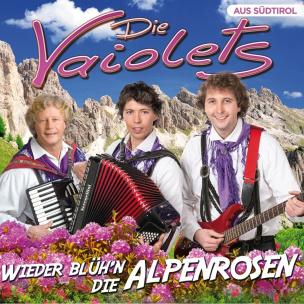 Wieder blüh'n die Alpenrosen