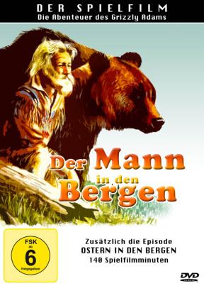Der Mann in den Bergen: Die Abenteuer des Grizzly Adams & Ostern in den Bergen