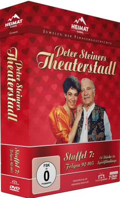 Peter Steiners Theaterstadl 7 - Folgen: 92-105