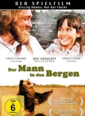 Der Mann in den Bergen - Grizzly Adams: Auf der Flucht