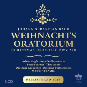 Bach: Weihnachtsoratorium (2019 Remastered)