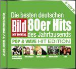 Bild am Sonntag - Die besten deutschen 80er Hits des Jahrtausends / Pop & Wave Hit Edition (2CD)