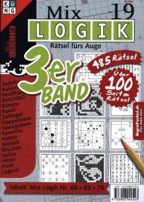 Mix Logik 3er-Band. .19