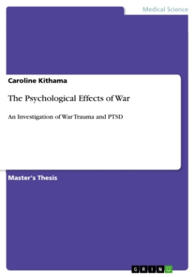 The Psychological Effects of War