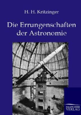 Die Errungenschaften der Astronomie