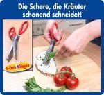 Kräuter - Gemüse - Schere