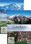 Die Alpen von oben - Nordalpen und Südalpen (Kombi)
