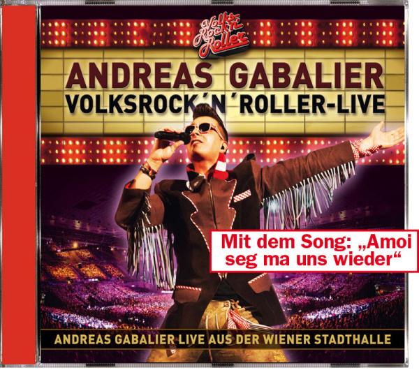 Andreas Gabalier Volksrocknroller Live
