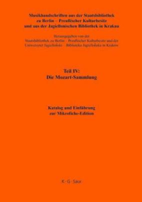 Katalog und Einführung zur Mikrofiche-Edition