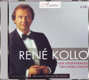 René Kollo Opernalbum