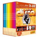 Disco 71-82 - Disco mit Ilja Richter Buch + 12CD B