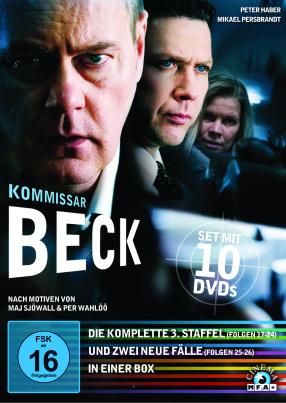 Die grosse Kommissar Beck-Box
