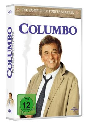 Columbo Staffel 5