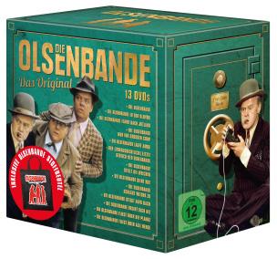 Die Olsenbande - Sammelbox