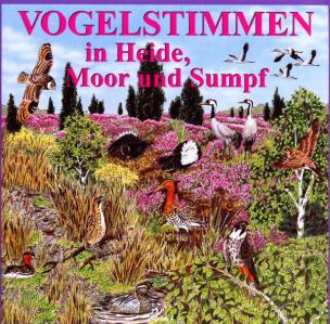 Vogelstimmen in Heide, Moor & Sumpf, Edition 5