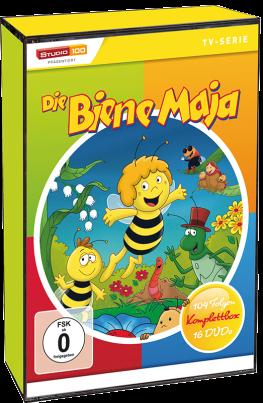 Die Biene Maja Klassiker-Komplettbox