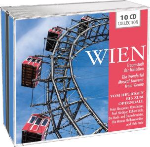 Wien - Traumstadt der Melodien
