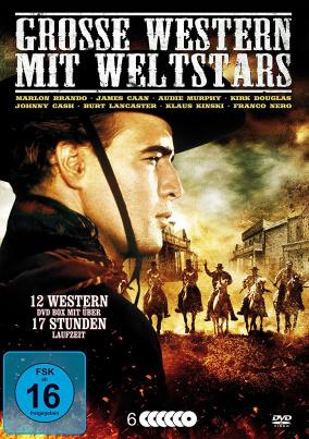 Grosse Western mit Weltstars