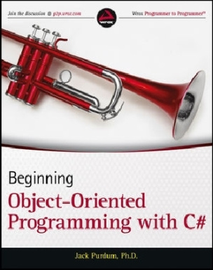 Beginning Object Oriented Programming with C sharp