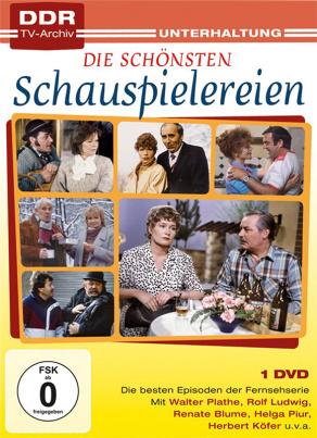 Die schönsten Schauspielereien (DDR-TV-Archiv)