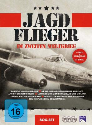 Jagdflieger im Zweiten Weltkrieg BOX 1+2