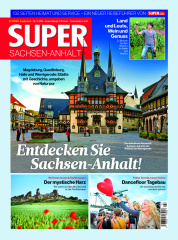 SUPER Sachsen-Anhalt 2014