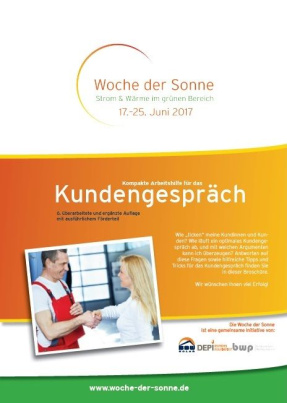 Arbeitshilfe für das Kundengespräch, 6. Auflage